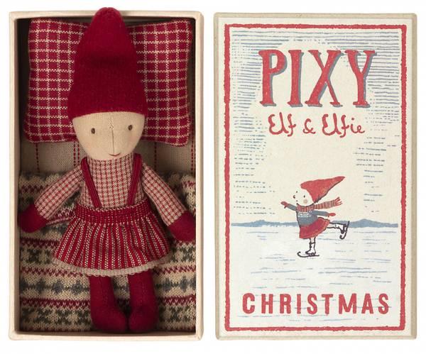 Bilde av PIXY - Elfie i Boks - Maileg