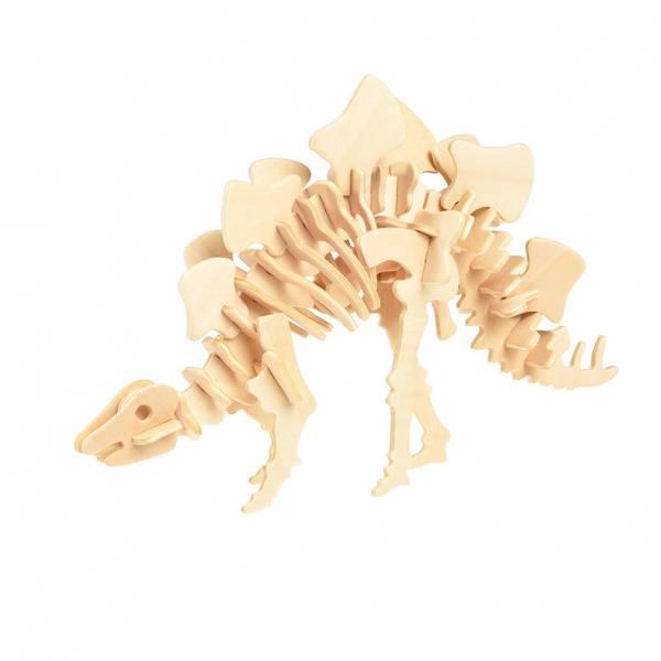 Bilde av 3D PUSLESPILL - Stegosaurus