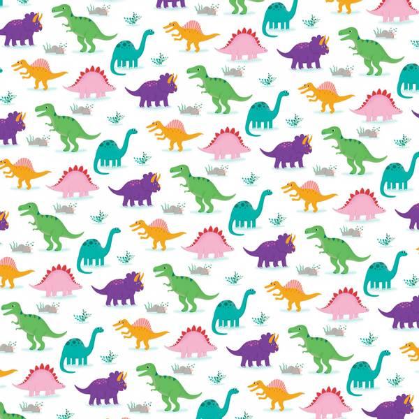 Bilde av GAVEPAPIR - Roarsome Dinosaur