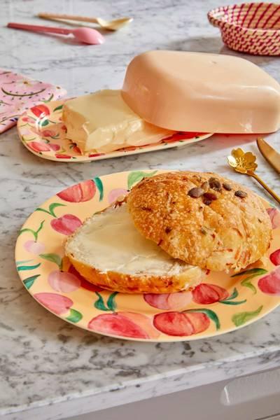 Bilde av SMØRBOKS - Aprikos - Peach - Rice