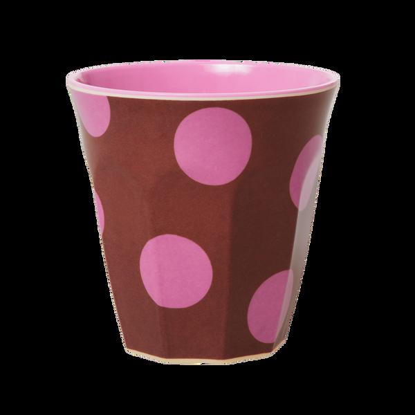 Bilde av KOPP - Soft Pink Dots - Rice
