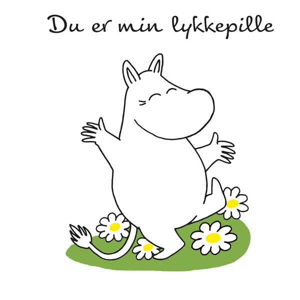 Bilde av MUMMIKORT -  Du Er Min Lykkepille