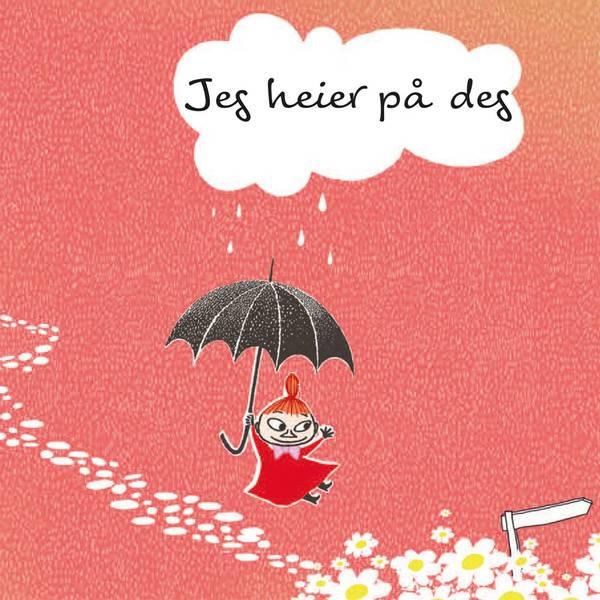 Bilde av MUMMIKORT -  Jeg Heier På Deg